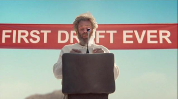 Avocados From Mexico Super Bowl 2015 TV Spot, 'First Draft Ever' - Thumbnail 7