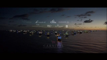 Carnival Super Bowl 2015 TV Spot, 'Come Back to the Sea' - Thumbnail 10