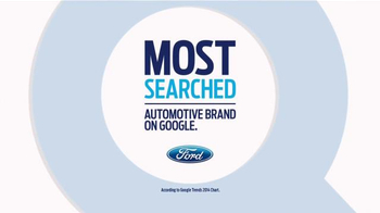 2015 Ford Escape Super Bowl 2015 TV Spot, 'Most Searched' - Thumbnail 2