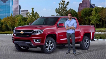 2015 Chevrolet Colorado Super Bowl 2015 TV Spot, 'Focus Group: Sexier' - Thumbnail 3