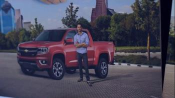 2015 Chevrolet Colorado Super Bowl 2015 TV Spot, 'Focus Group: Sexier' - Thumbnail 6