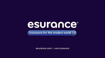 Esurance Super Bowl 2015 TV Spot, 'Sorta Your Mom' Featuring Lindsay Lohan - Thumbnail 8