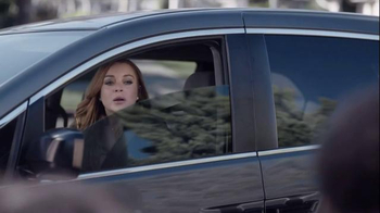 Esurance Super Bowl 2015 TV Spot, 'Sorta Your Mom' Featuring Lindsay Lohan - Thumbnail 2