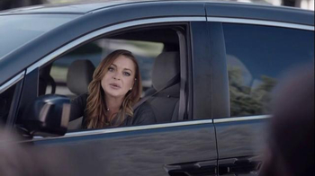 Esurance Super Bowl 2015 TV Spot, 'Sorta Your Mom' Featuring Lindsay Lohan - 4 commercial airings