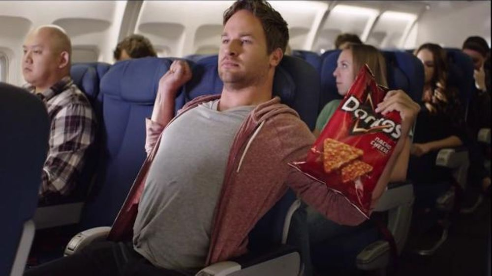 Doritos: Middle Seat