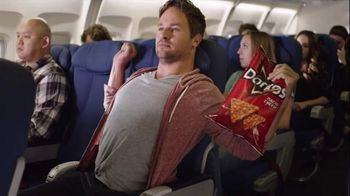 Doritos Super Bowl 2015 TV Spot, 'Middle Seat'