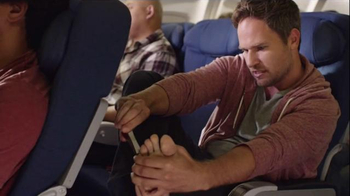 Doritos Super Bowl 2015 TV Spot, 'Middle Seat' - Thumbnail 4