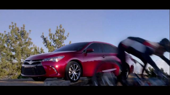 2015 Toyota Camry Super Bowl 2015 TV Spot, 'How Great I Am' Feat. Amy Purdy - Thumbnail 8