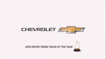 2015 Chevrolet Colorado Super Bowl 2015 TV Spot, 'If Your TV Went Out' - Thumbnail 8