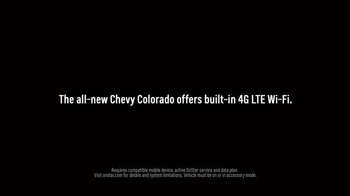 2015 Chevrolet Colorado Super Bowl 2015 TV Spot, 'If Your TV Went Out' - Thumbnail 3
