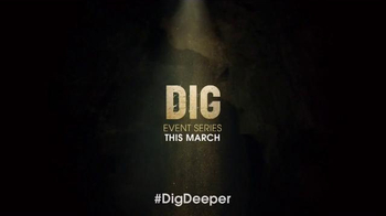 USA Network: Dig Super Bowl 2015 TV Promo