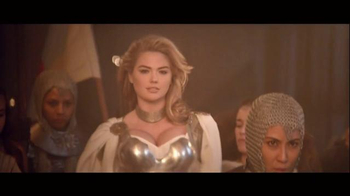 Game of War Super Bowl 2015 TV Spot, 'Who I Am' Featuring Kate Upton