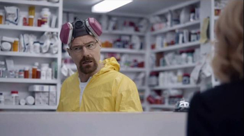 Esurance Super Bowl 2015 TV Spot, 'Say My Name' Featuring Bryan Cranston - Thumbnail 2