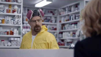 Esurance Super Bowl 2015 TV Spot, 'Say My Name' Featuring Bryan Cranston - Thumbnail 3