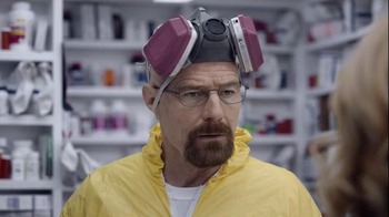 Esurance Super Bowl 2015 TV Spot, 'Say My Name' Featuring Bryan Cranston - Thumbnail 4