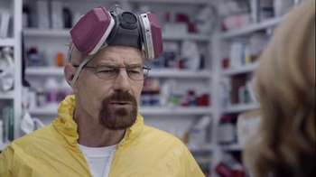 Esurance Super Bowl 2015 TV Spot, 'Say My Name' Featuring Bryan Cranston - Thumbnail 7