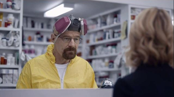 Esurance Super Bowl 2015 TV Spot, 'Say My Name' Featuring Bryan Cranston - Thumbnail 8