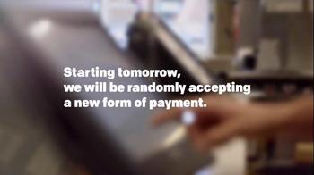 McDonald's Super Bowl 2015 TV Spot, 'Pay with Lovin' - Thumbnail 2