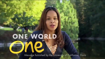 University of California, Davis TV Spot, 'One Vision' - Thumbnail 10