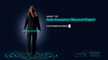 Mercury Insurance TV Spot, 'Super Insurance Agents' - Thumbnail 3