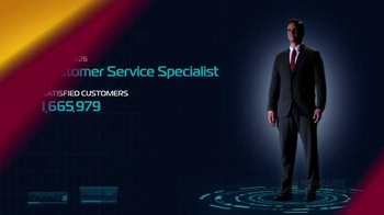 Mercury Insurance TV Spot, 'Super Insurance Agents' - Thumbnail 6