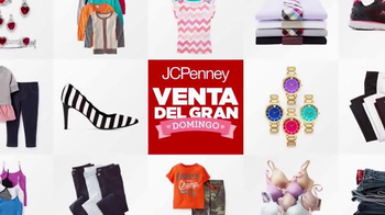 JCPenney Venta del Gran Domingo TV Spot, 'Día de San Valentín' [Spanish] - Thumbnail 2