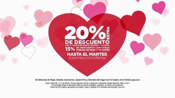 JCPenney Venta del Gran Domingo TV Spot, 'Día de San Valentín' [Spanish] - Thumbnail 3