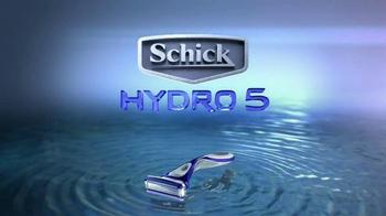 Schick Hydro 5 TV Spot, 'Basketball Match' - Thumbnail 10