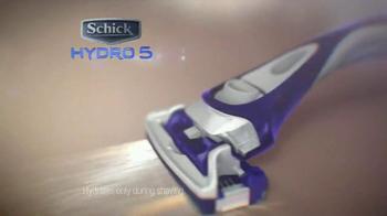 Schick Hydro 5 TV Spot, 'Basketball Match' - Thumbnail 5