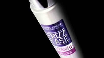 John Frieda Frizz Ease Beyond Smooth TV Spot, 'Say Goodbye to Frizz' - Thumbnail 4