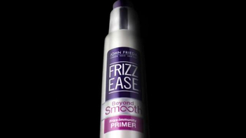 John Frieda Frizz Ease Beyond Smooth TV Spot, 'Say Goodbye to Frizz' - Thumbnail 5