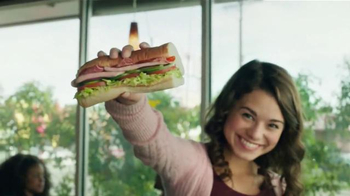 Subway Simple $6 Menu TV Spot, 'Una Tremenda Comida' [Spanish] - 360 commercial airings