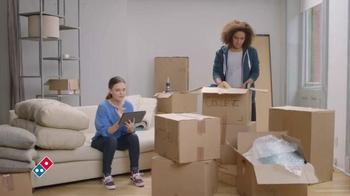 Domino's Pizza TV Spot, 'VH1 Hindsight: Unpacking' - Thumbnail 1