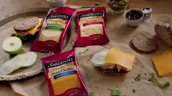 Sargento TV Spot, 'Real Cheese People' Song by Foy Vance