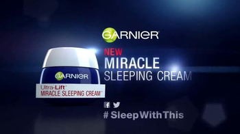 Garnier Ultra-Lift Sleeping Cream TV Spot, 'Sleep on This' Feat. Kate Walsh - Thumbnail 8