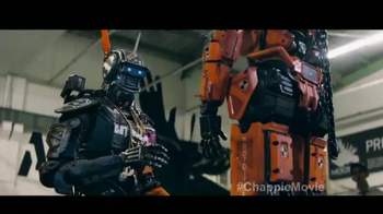 Chappie - Alternate Trailer 6