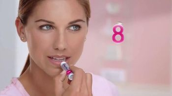 ChapStick Hydration Lock TV Spot, 'Skincare for Lips' Featuring Alex Morgan