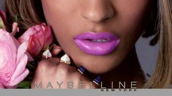 Maybelline New York Rebel Bloom TV Spot, 'Pastel Rebel' - 1419 commercial airings