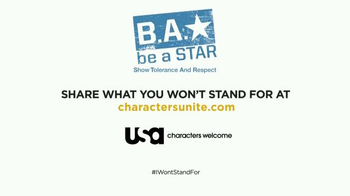 USA Characters Unite TV Spot, 'Stop Bullying' Featuring Paul Donald Wight - Thumbnail 10