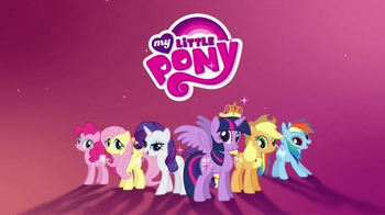 My Little Pony Cutie Mark Magic TV Spot, 'Magic Ride' - Thumbnail 1