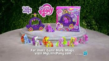 My Little Pony Cutie Mark Magic TV Spot, 'Magic Ride' - Thumbnail 8