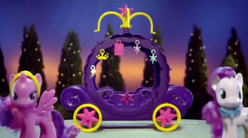 My Little Pony Cutie Mark Magic TV Spot, 'Magic Ride' - Thumbnail 5