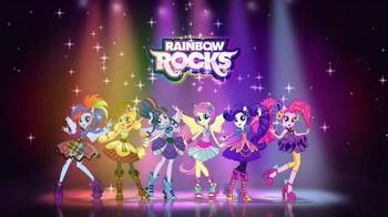 My Little Pony Equestria Girls Rainbow Rocks TV Spot, 'Amazing Styles' - Thumbnail 2