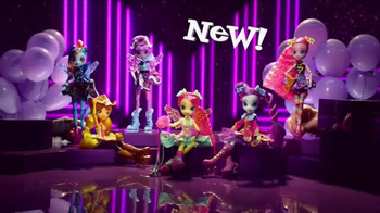 My Little Pony Equestria Girls Rainbow Rocks TV Spot, 'Amazing Styles' - Thumbnail 3