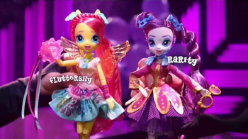 My Little Pony Equestria Girls Rainbow Rocks TV Spot, 'Amazing Styles' - Thumbnail 5