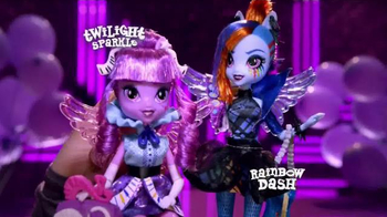 My Little Pony Equestria Girls Rainbow Rocks TV Spot, 'Amazing Styles' - Thumbnail 6