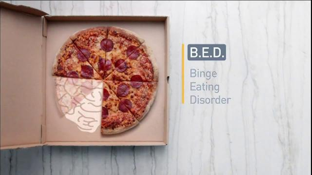 Shire TV Commercial, 'Binge Eating Disorder' Featuring Monica Seles