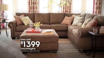 Ashley Furniture President's Day TV Spot, 'Red Carpet' Ft. Giuliana Rancic - Thumbnail 8