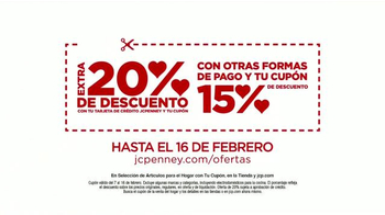 JCPenney Venta del Hogar TV Spot, 'Más Selecciones' [Spanish] - Thumbnail 2
