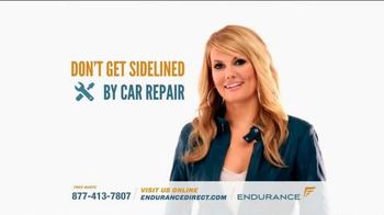 Endurance Direct TV Spot, 'Courtney Hansen on Vehicle Parts and Labor Cost' - Thumbnail 2